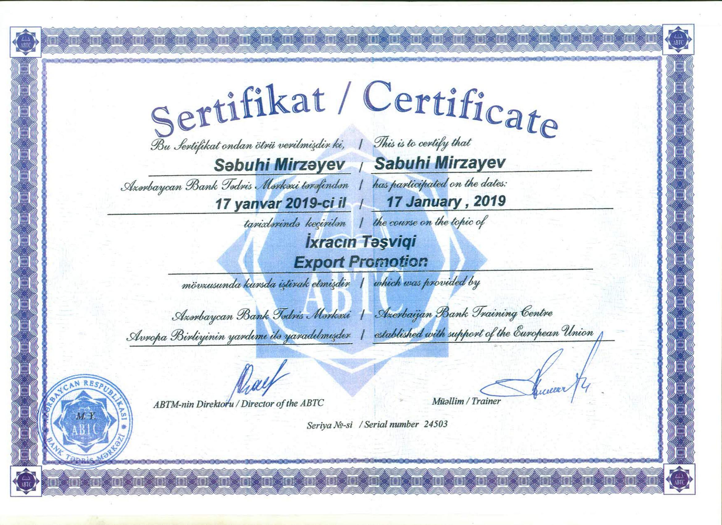 Sebuhi Mirzəyev
