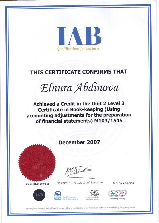 Elnura Abdinova